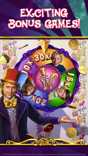 Willy Wonka Slots Free Casino screenshot 4