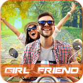 Girlfriend Photo Editor – Background, Frame & Text
