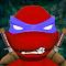 Hardcore Ninja Champ Turtle Warrior file APK Free for PC, smart TV Download
