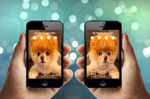 Puppy Passcode Lock