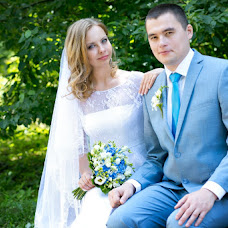 Wedding photographer Lidiya Krasnova (liden4ik). Photo of 27.07.2014