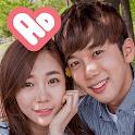 AsianDate.kr Asian Girlfriend Finder App icon
