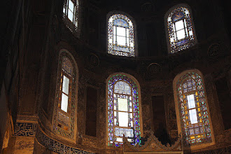 Photo: Day 114 - The Hagia Sophia's Stained Windows