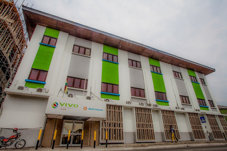 Vivo Energy's had office in Ghana. Picture: SUPPLIED