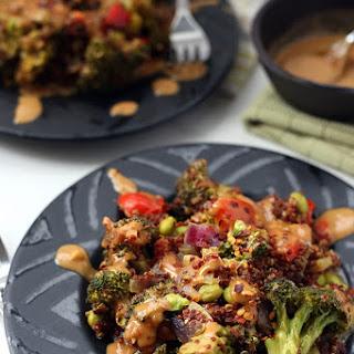 Thai Quinoa Casserole.