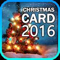 Christmas Card 2016 icon