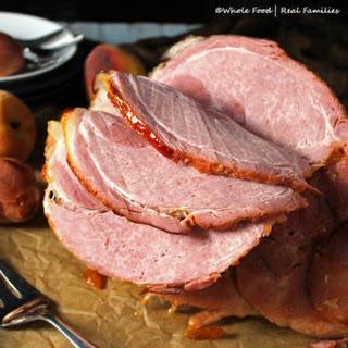 Easy Glazed Ham.