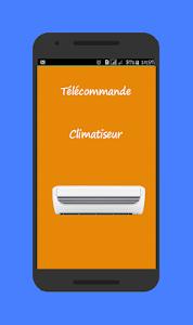 télécommande climatiseur prank screenshot 0