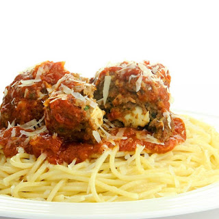 Stuffed Meatballs.