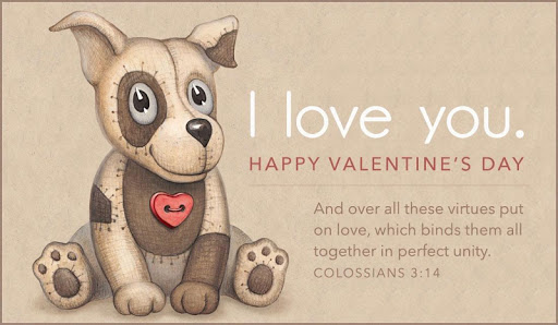 Valentines day cards screenshot 4