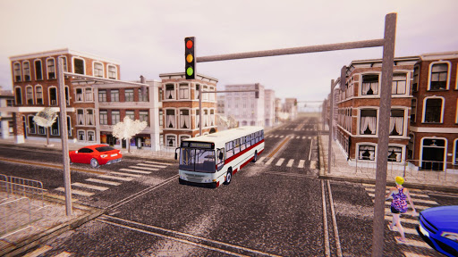 Bus Simulator 2020 | Ice Age  Driving Game 2 screenshots 1