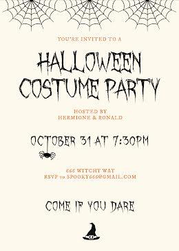 Halloween Costume Party - Halloween item