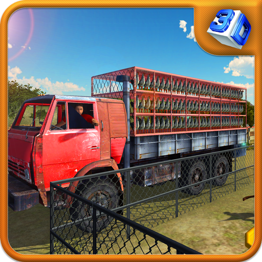 Chicken Delivery Truck Driver file APK for Gaming PC/PS3/PS4 Smart TV