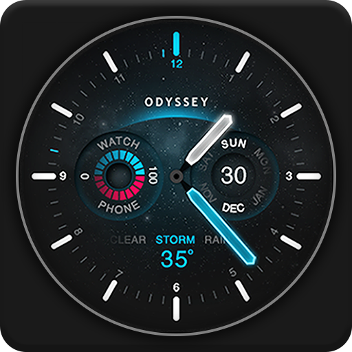 Odyssey Watch Face - Apps on Google Play