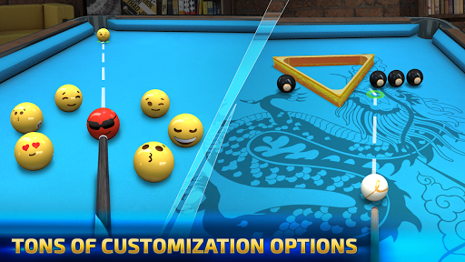 World of Pool: 3D online billiards 0.12.4 Mod screenshots 3