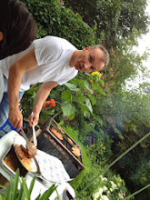 Photo: Helmut is a great grill chef!