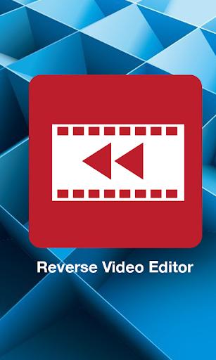ビデオエディタをリバース