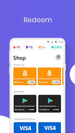 MISTPLAY: Gift Cards & Rewards For Playing Games 5.05 Screenshots 3