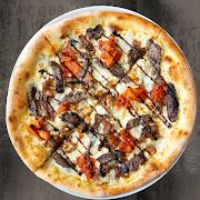 Steak & Cheese Pizza