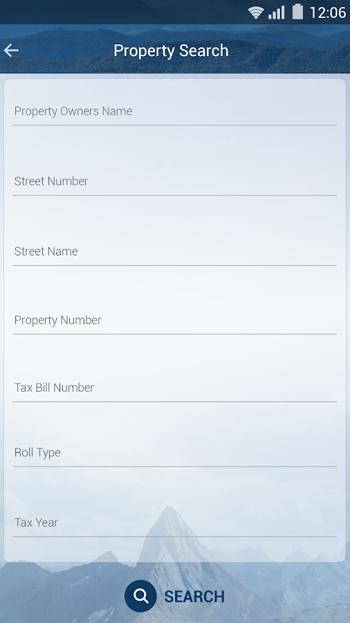 Jefferson Tax Collector- screenshot