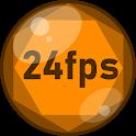 mcpro24fps - professional video recording app icon