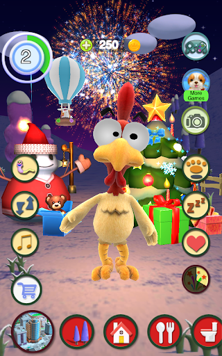 Talking Chick apkpoly screenshots 9