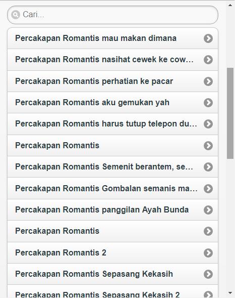 Cari pacar randki online