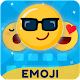 Download Emoji Keyboard- Funny Stickers, Cute Emoticons For PC Windows and Mac 1.0