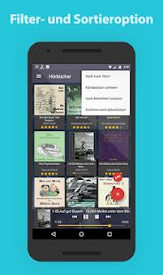 h rb cher kostenlos german audiobooks apps on google play. Black Bedroom Furniture Sets. Home Design Ideas