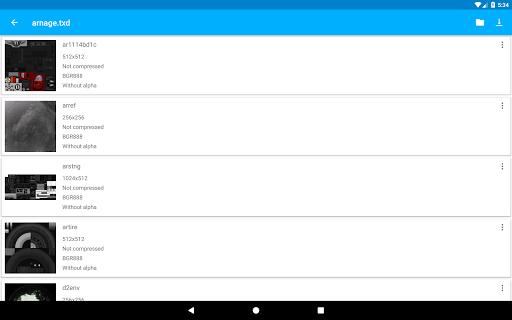 TXD Tool  screenshots 15