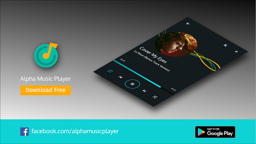 Alpha Music Player for PC