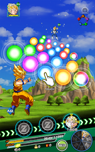 DRAGON BALL Z DOKKAN BATTLE: miniatura da captura de tela