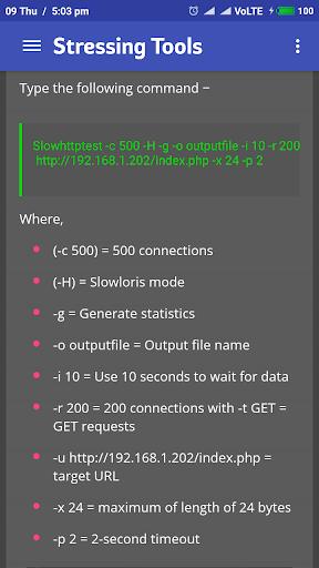 Learn Kali Linux 2.1 screenshots 6
