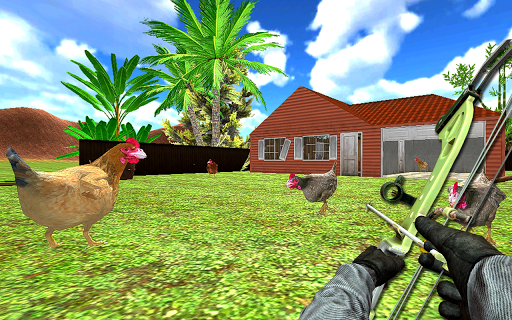 Chicken Hunting 2018: Archery Roaster Shoot 3D 1.05 screenshots 2