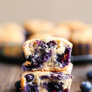 Blueberry Muffins No Eggs Recipes.