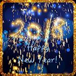 Happy New Year premium Icon