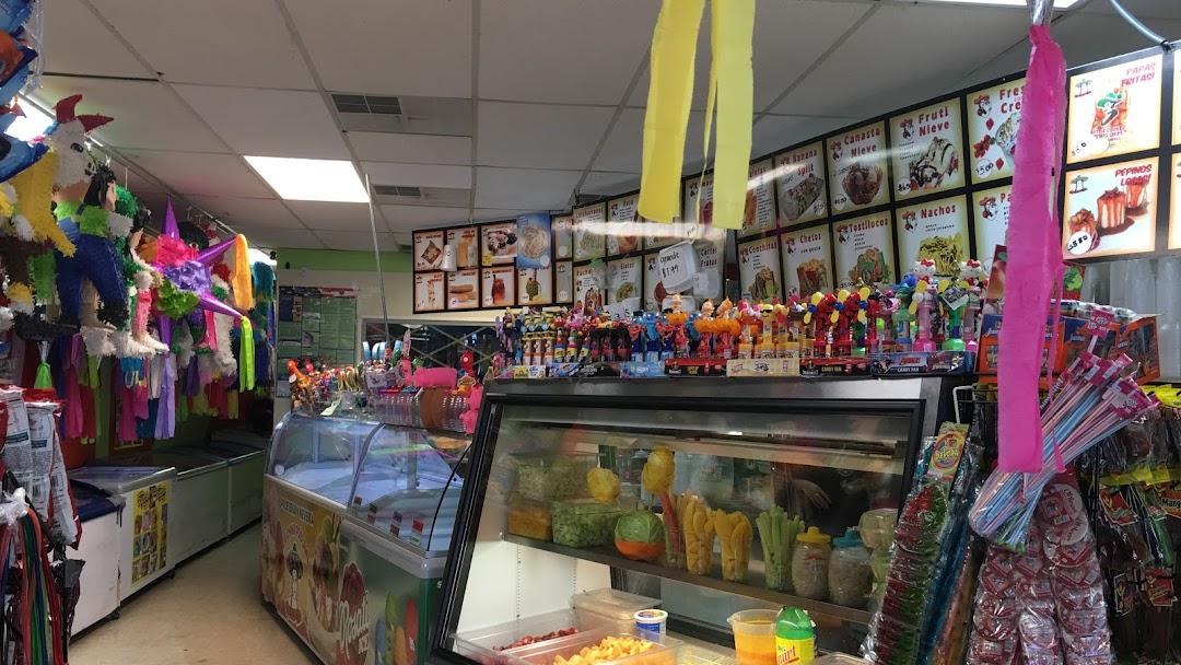 Neveria Paleteria La China Poblana Mexican Goods Store In Dallas