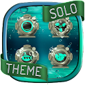 Solo Launcher Deep Sea icon