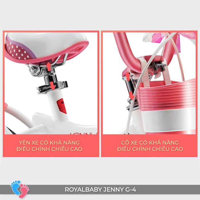 Xe đạp RoyalBaby Jenny G-4 22