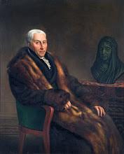 Foto: Gijsbert Karel graaf van Hogendorp (Rotterdam, 27 oktober 1762 – Den Haag, 5 augustus 1834) was een Nederlands conservatief politicus, een telg uit het Rotterdamse geslacht Van Hogendorp. In 1813 vormde hij samen met Frans Adam van der Duyn van Maasdam en Leopold van Limburg Stirum het zogenaamde Driemanschap, en hij was een van de opstellers van de eerste Nederlandse Grondwetten van 1814 en 1815. Hij was de broer van Dirk van Hogendorp.