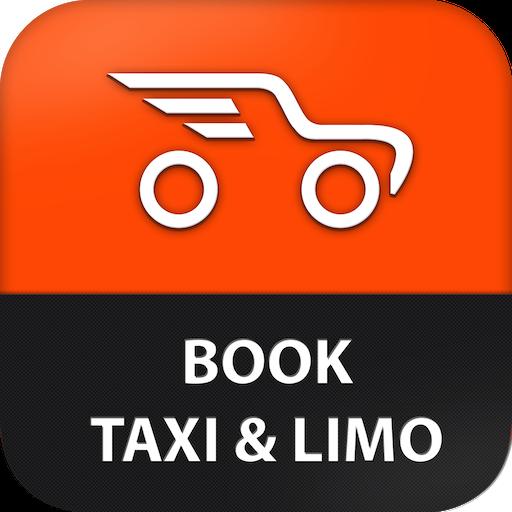 TALIXO - Taxi & Limo Booking LOGO-APP點子