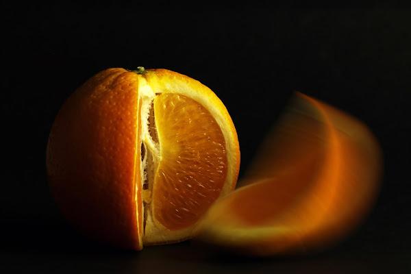 """""""L'arancia quindi è un oggetto quasi perfetto"""" di stellab"""