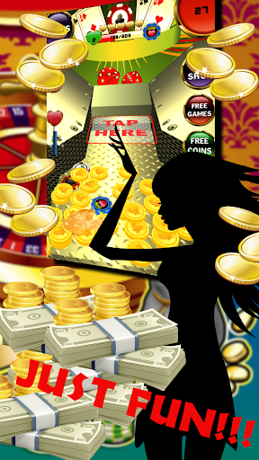 MILLIONAIRE GOLD COIN DOZER