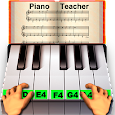 Real Piano Teacher icon