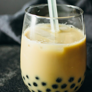 Iced Coffee Bubble Tea