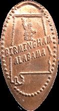 Photo: Birmingham, Alabama penny