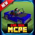 Car MOD For MCPE` icon