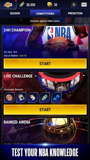 NBA NOW Mobile Basketball Game 2.0.8 Screenshots 5