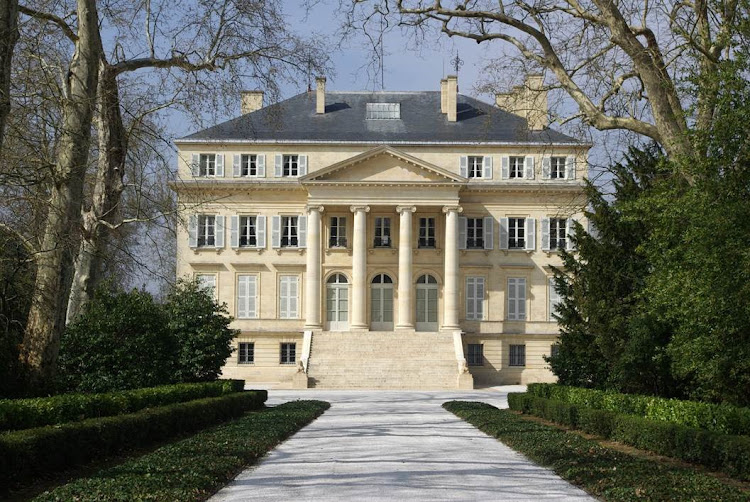 French First Growths - Chateau Margaux In Bordeaux
