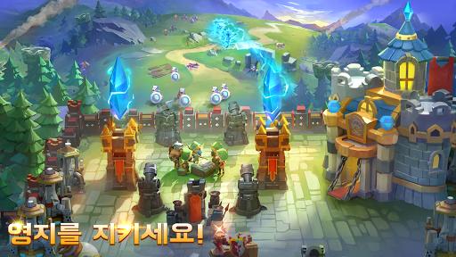 Castle Clash: uc6a9ub9f9ud55c ubd80ub300  screenshots 7